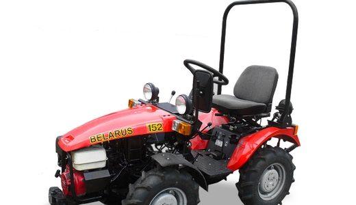 MTZ 152 traktor