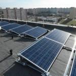 Optimum Solar napelemes rendszer Társasházaknál